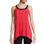 Worthington® High-Low Racerback Tank Top