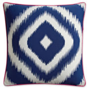 Happy Chic by Jonathan Adler Outdoor Square Decorative Pillow