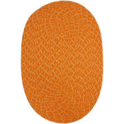 Sunsplash Reversible Braided Indoor/Outdoor Oval Rugs