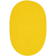 Sunsplash Reversible Braided Indoor/Outdoor Oval Rug