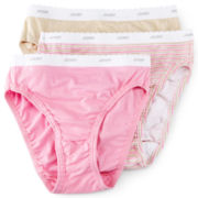 Jockey® French-Cut Panties 3-pk. - 9457