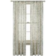 MarthaWindow™ Parkside Rod-Pocket/Back-Tab Curtain Panel