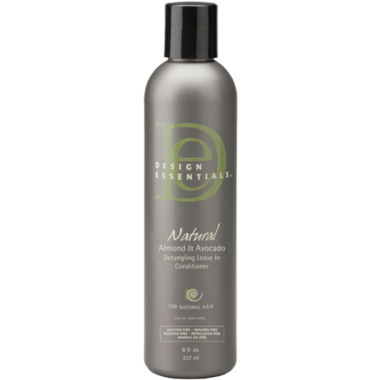 jcpenney.com | Design Essentials® Natural Almond and Avocado Leave-in Conditioner - 8 oz.