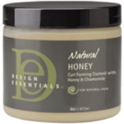 Design Essentials® Natural Honey Curl Forming Custard - 7.5 oz.