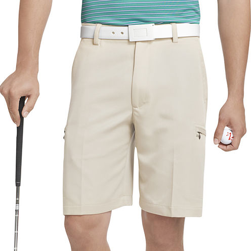 IZOD Golf Solid Cargo Shorts