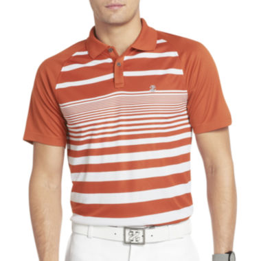 jcpenney.com | IZOD® Golf English-Striped Raglan Polo