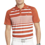 IZOD® Golf English-Striped Raglan Polo