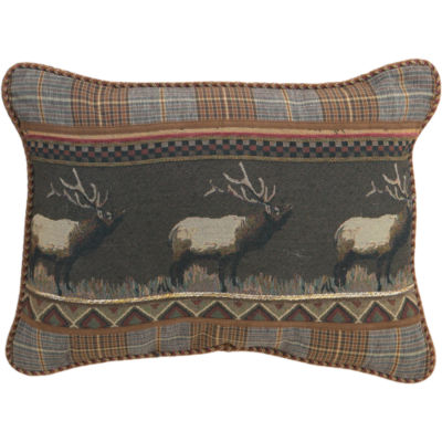 Croscill Classics Riverdale Oblong Decorative Pillow Jcpenney