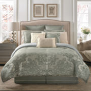 Croscill Classics® Leila 4-pc. Jacquard Comforter Set & Accessories