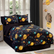 Rocket Star Comforter Set
