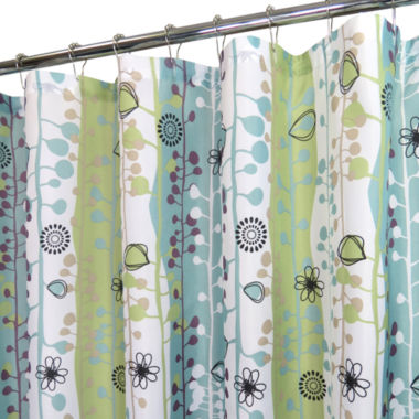 jcpenney.com | Park B. Smith® Watershed™ Sproutin Shower Curtain
