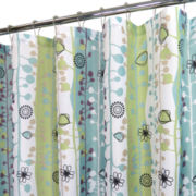 Park B. Smith® Watershed™ Sproutin Shower Curtain