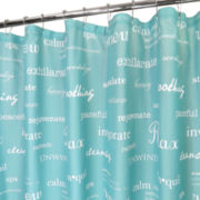 Park B. Smith Watershed Spa Shower Curtain