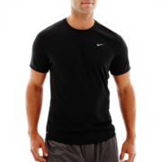Nike® Racer Short-Sleeve Top