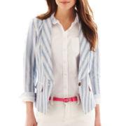 jcp™ Linen Jacket