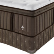 Stearns & Foster® Holly-Faith Luxury Firm Euro-Top Mattress plus Box Spring