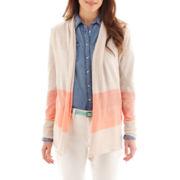 jcp™ Flyaway Cardigan Sweater