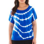 Alyx® Short-Sleeve Tie Dye Tee - Plus