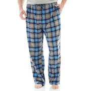 The Foundry Supply Co.™ Flannel Sleep Pants-Big & Tall