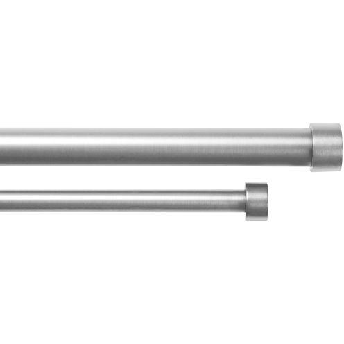 Umbra® Cappa Double Adjustable Curtain Rod