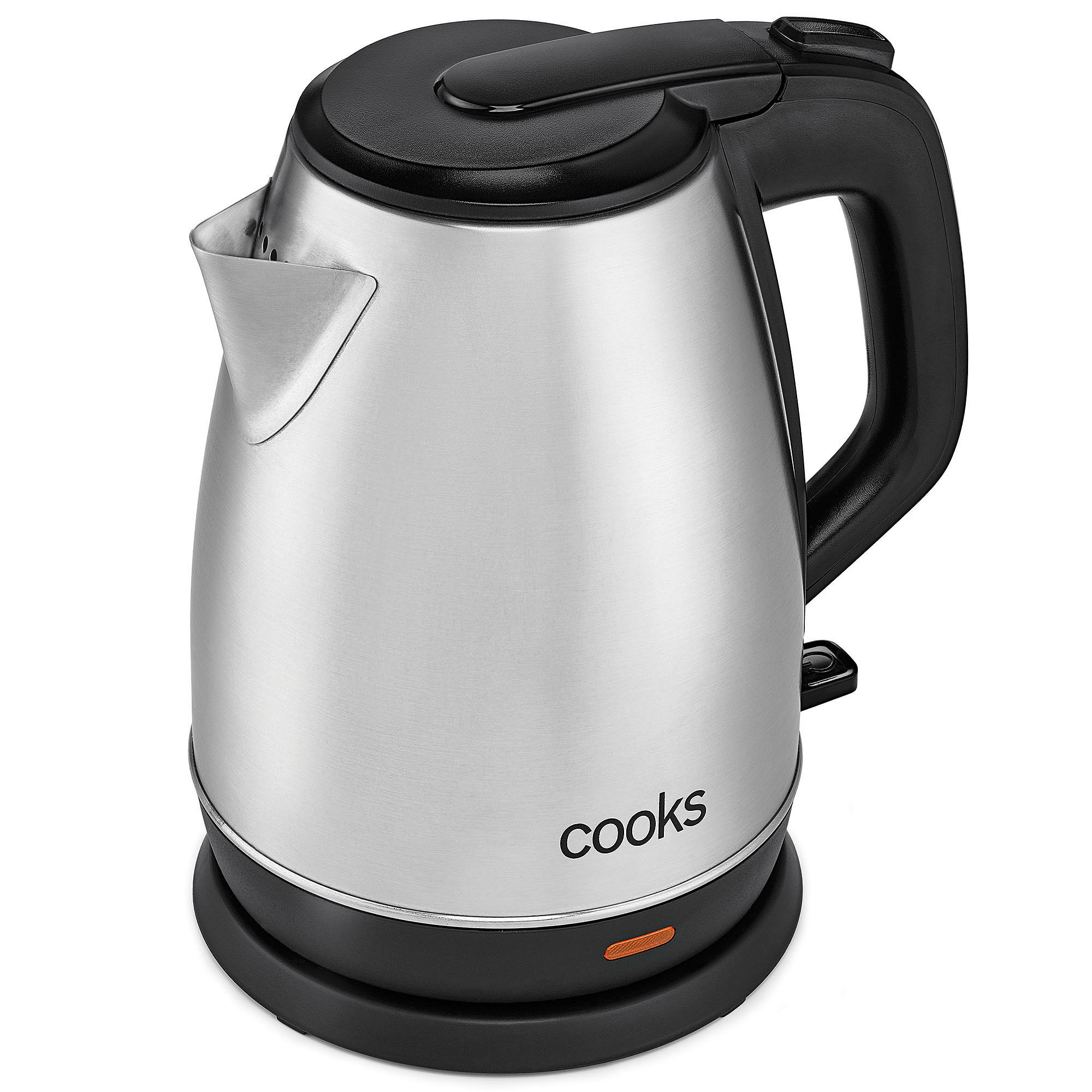 Stainless Electric Kettle ~ Upc cooks stainless steel electric kettle