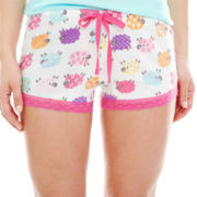 Insomniax® Knit Sleep Shorts