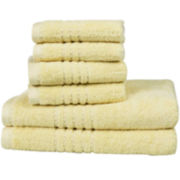 Clay & Cotton Quick Dry 6-pc. Towel Set