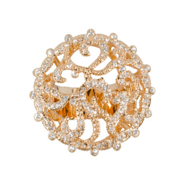 jcpenney.com | telio! by Doris Panos Amore Rose-Tone Ring