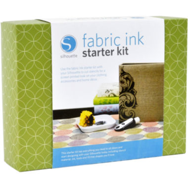 jcpenney.com | Silhouette Fabric Ink Starter Kit