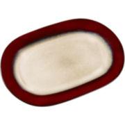 """Pfaltzgraff® Aria 15"""" Oval Serving Platter"""