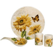Sunflower 4-pc. Kitchen Set
