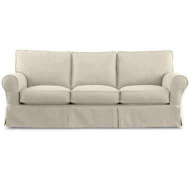 jcpenney.com | Friday Twill Slipcovered Sofa