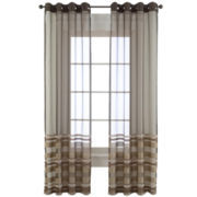 Studio™ Rumor Grommet-Top Sheer Curtain Panel