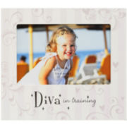 "Diva In Training 4x6"" Picture Frame"