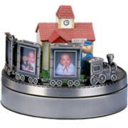 Musical Train Picture Frame