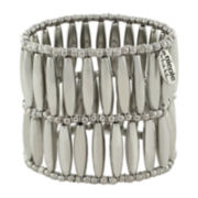nicole by Nicole Miller® 2-Layer Stretch Bracelet
