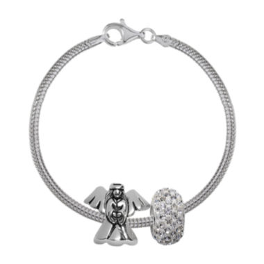 jcpenney.com | Forever Moments™ 3-pc. Bracelet and Bead Set