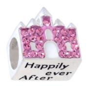 Forever Moments™ Disney Princess Castle Charm Bracelet Bead