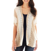 Converse® Take Out Chevron Print Shrug