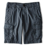 Arizona Poplin Cargo Shorts - Boys 6-18