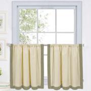 Wilton Rod-Pocket Window Tiers