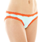 Flirtitude® Lace Bikini Panties