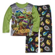 Teenage Mutant Ninja Turtles Pajama Set - Boys 4-12