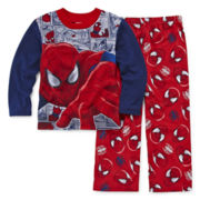 Spider-Man 2-pc. Pajama Set - Boys 4-12