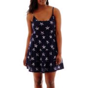 Arizona Tiered Star Dress - Plus
