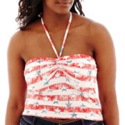 Arizona Americana Halter Top - Plus