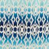Scuba Blue Ikat Pr