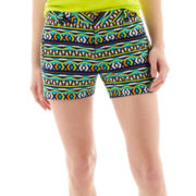 Stylus™ Print Twill Shorts