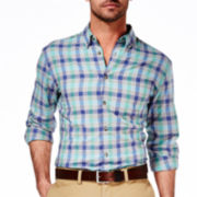 Haggar® Life Khaki™ Woven Shirt