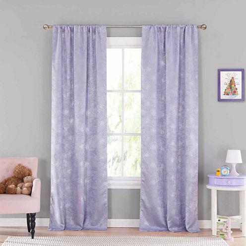 Clarice 2-Pack Curtain Panel